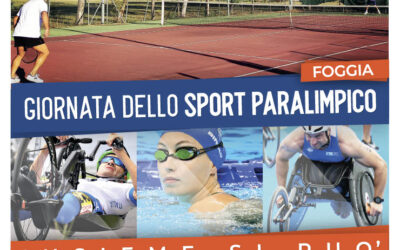 GIORNATA DELLO SPORT PARALIMPICO
