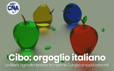 """CIRCOLARE N. 150 WEBINAR """"CIBO ORGOGLIO ITALIANO"""""""